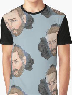 Men on Roses 6 - Jess Graphic T-Shirt