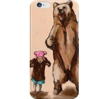 They see me roar iPhone Case/Skin
