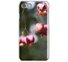 Droplets of Flowers iPhone Case/Skin