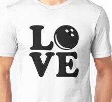 Bowling love Unisex T-Shirt
