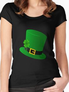 PATRICKS DAY Women's Fitted Scoop T-Shirt