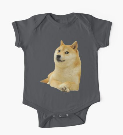 doge One Piece - Short Sleeve