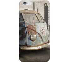 Vintage VW T1 Bus iPhone Case/Skin