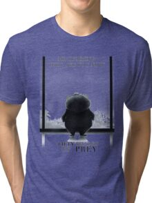 Zootopia fifty shades of pray parody Tri-blend T-Shirt