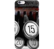 25155 iPhone Case/Skin
