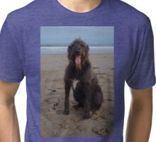 Dog Fresh From Surf Tri-blend T-Shirt