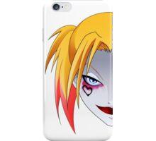 Comic Blonde Girl ORIGINAL Design (Movie Version) iPhone Case/Skin