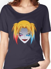 Comic Blonde Girl ORIGINAL Design (Movie Version) Women's Relaxed Fit T-Shirt