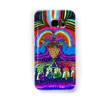 Psychedelic Abduction  Samsung Galaxy Case/Skin