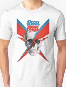 SKULL REBEL REBEL T-Shirt