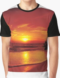Evening in colour Graphic T-Shirt