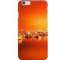Harbor rays  iPhone Case/Skin