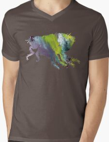 Flea Mens V-Neck T-Shirt