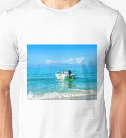 Emerald Reflection Unisex T-Shirt