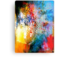A Winter Journal... Metal Print