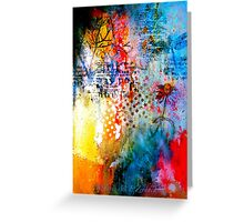 A Winter Journal... Greeting Card
