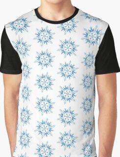 Snowflake Graphic T-Shirt