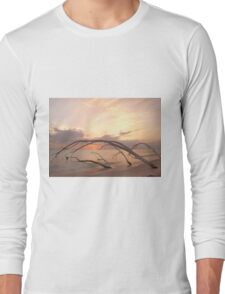 Framing in trees Long Sleeve T-Shirt
