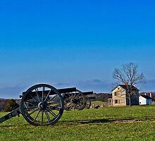 The Guns of Manassas by cclaude