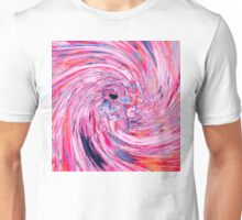 Astronaut (Abstract 37) Unisex T-Shirt