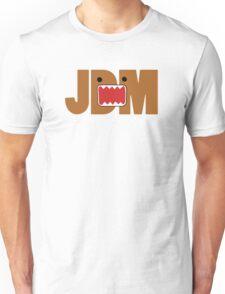 Domo Monster in JDM letters Unisex T-Shirt