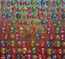 rangers pattern by jmlfreeman