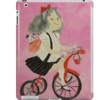 Eloise with Doggie and Turtle iPad Case/Skin