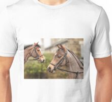 Ready for riding Unisex T-Shirt