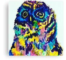 OWL POPS Canvas Print