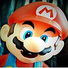 PHOTO SHOOT WITH MARIO  by StuartBoyd