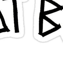 Rat Boy Sticker