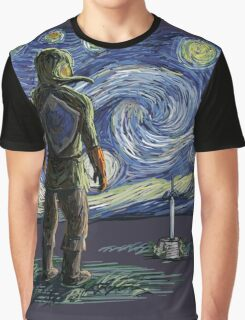 Starry Link Graphic T-Shirt