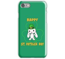 St. Patrick day iPhone Case/Skin