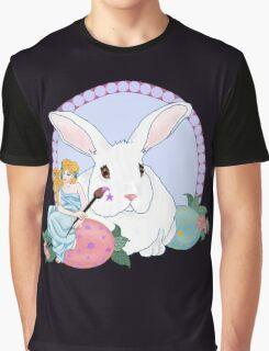 Easter Bunny's Helper Graphic T-Shirt