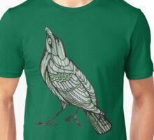 Green Sparrow Unisex T-Shirt