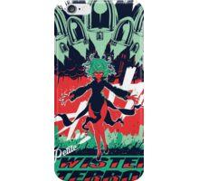 The Petite Twister of Terror iPhone Case/Skin