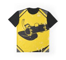 Tuck knee indy air Graphic T-Shirt