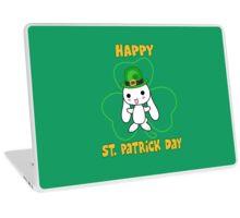 St. Patrick day Laptop Skin
