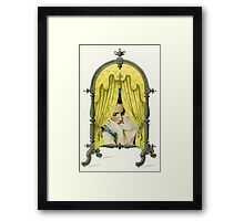 Private Show Framed Print