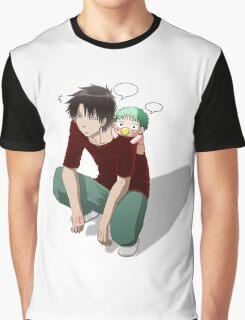 Beelzebub - Oga and Beel Graphic T-Shirt
