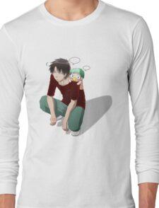 Beelzebub - Oga and Beel Long Sleeve T-Shirt