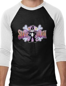 Super Tough  Men's Baseball ¾ T-Shirt