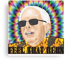 Feel That Bern! Canvas Print