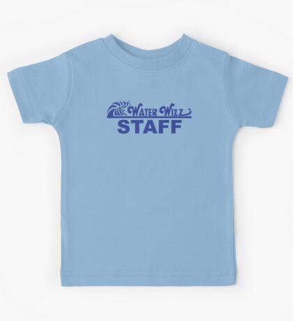 Water Wizz - STAFF Kids Tee