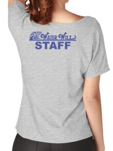 Water Wizz - STAFF Women's Relaxed Fit T-Shirt