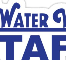 Water Wizz - STAFF Sticker