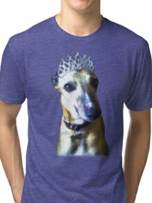 Honey you should see me in a crown Tri-blend T-Shirt