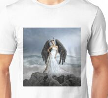 winged woman with beauty Unisex T-Shirt