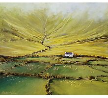 Kerry farmhouse Photographic Print