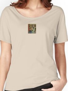 Venice Italy Canals Gondolier Romance Love Story Kirsten Designs Women's Relaxed Fit T-Shirt